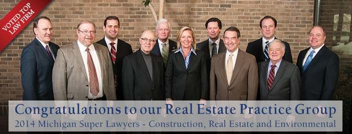 Congratulations to our real estate practice group!